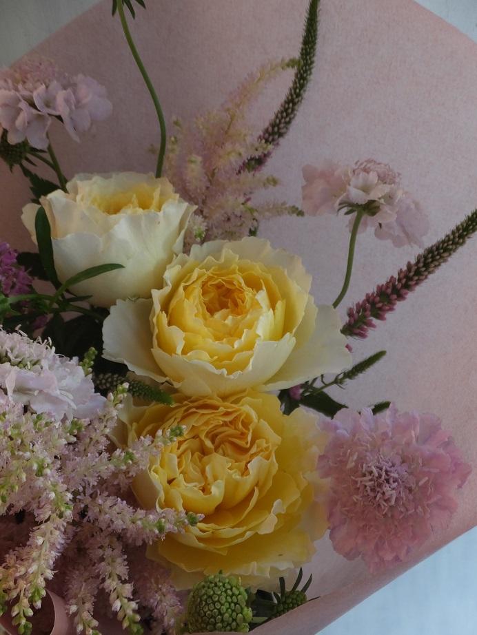 オークリーフ(母の日の花束)_f0049672_16442647.jpg