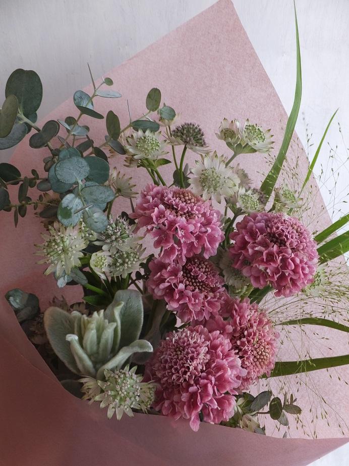 オークリーフ(母の日の花束)_f0049672_16445760.jpg