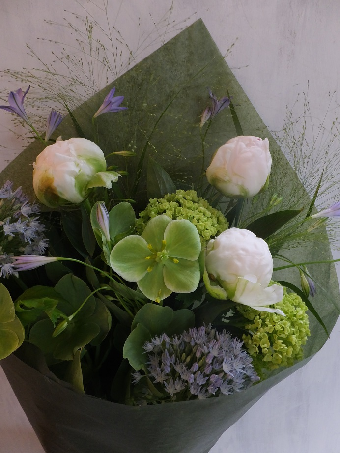 オークリーフ(母の日の花束)_f0049672_1644712.jpg