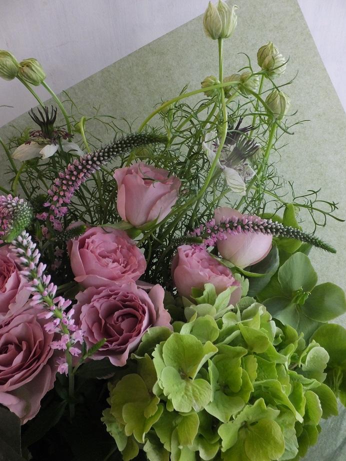 オークリーフ(母の日の花束)_f0049672_16451529.jpg