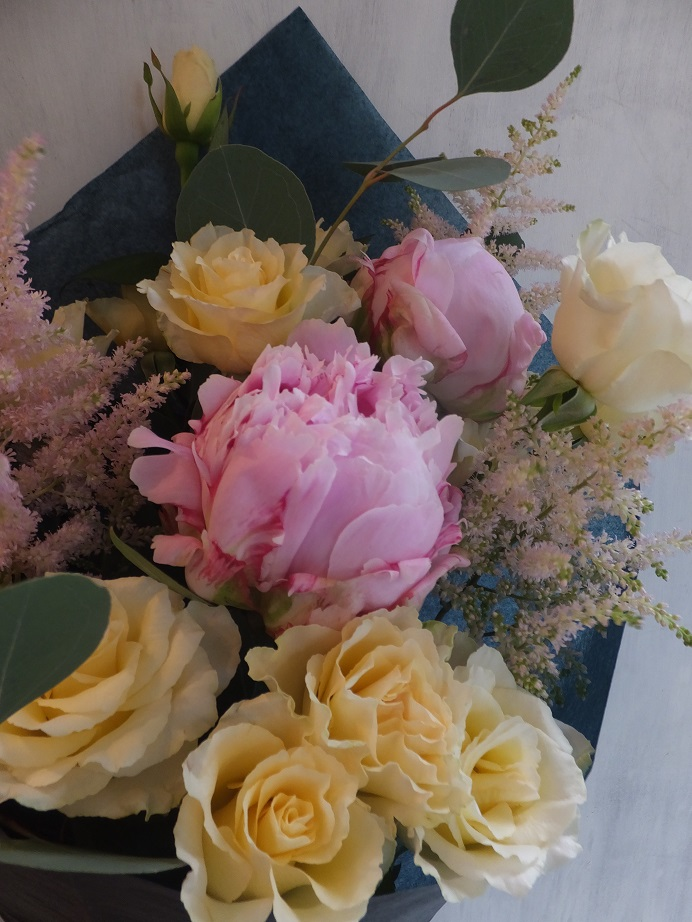 オークリーフ(母の日の花束)_f0049672_16461193.jpg