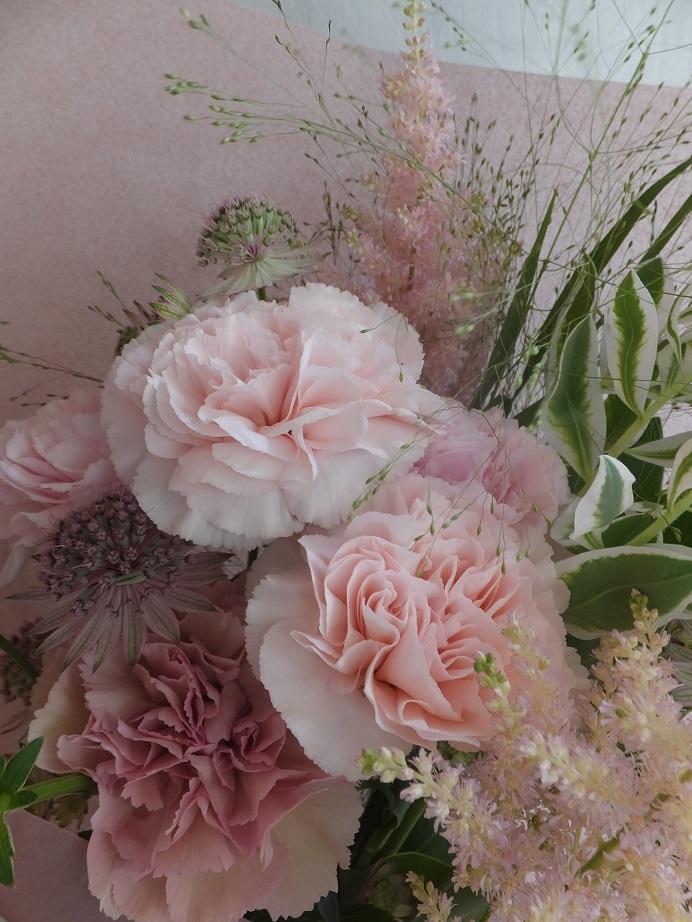 オークリーフ(母の日の花束)_f0049672_16474148.jpg