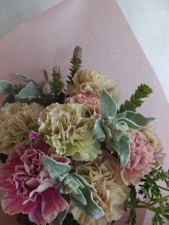 オークリーフ(母の日の花束)_f0049672_1647481.jpg