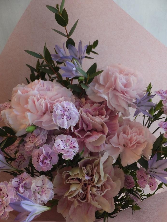 オークリーフ(母の日の花束)_f0049672_16475813.jpg