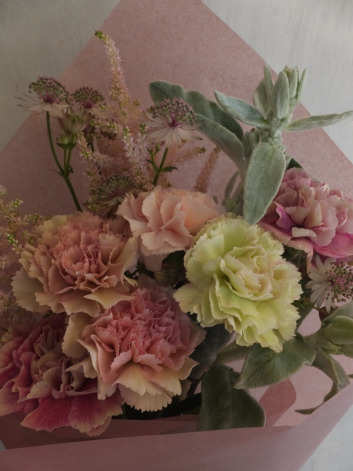 オークリーフ(母の日の花束)_f0049672_16481596.jpg