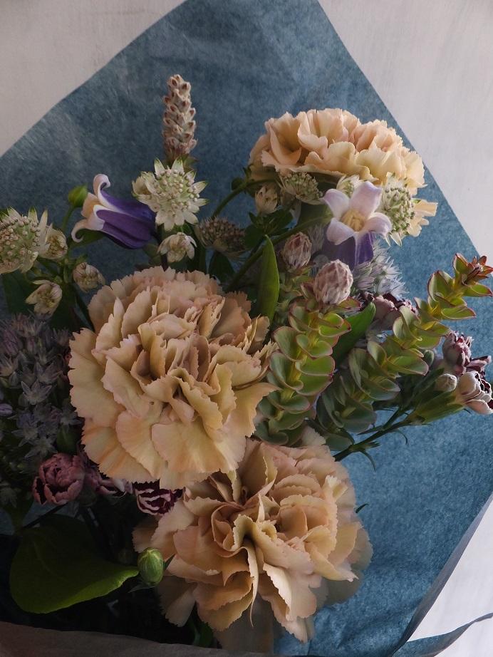 オークリーフ(母の日の花束)_f0049672_1648749.jpg