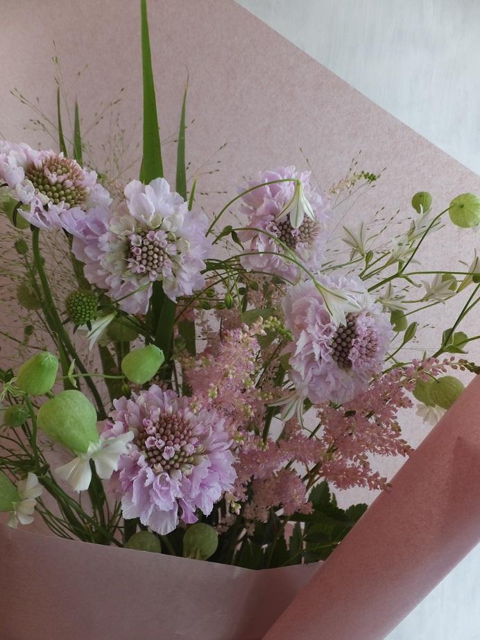 オークリーフ(母の日の花束)_f0049672_16491981.jpg
