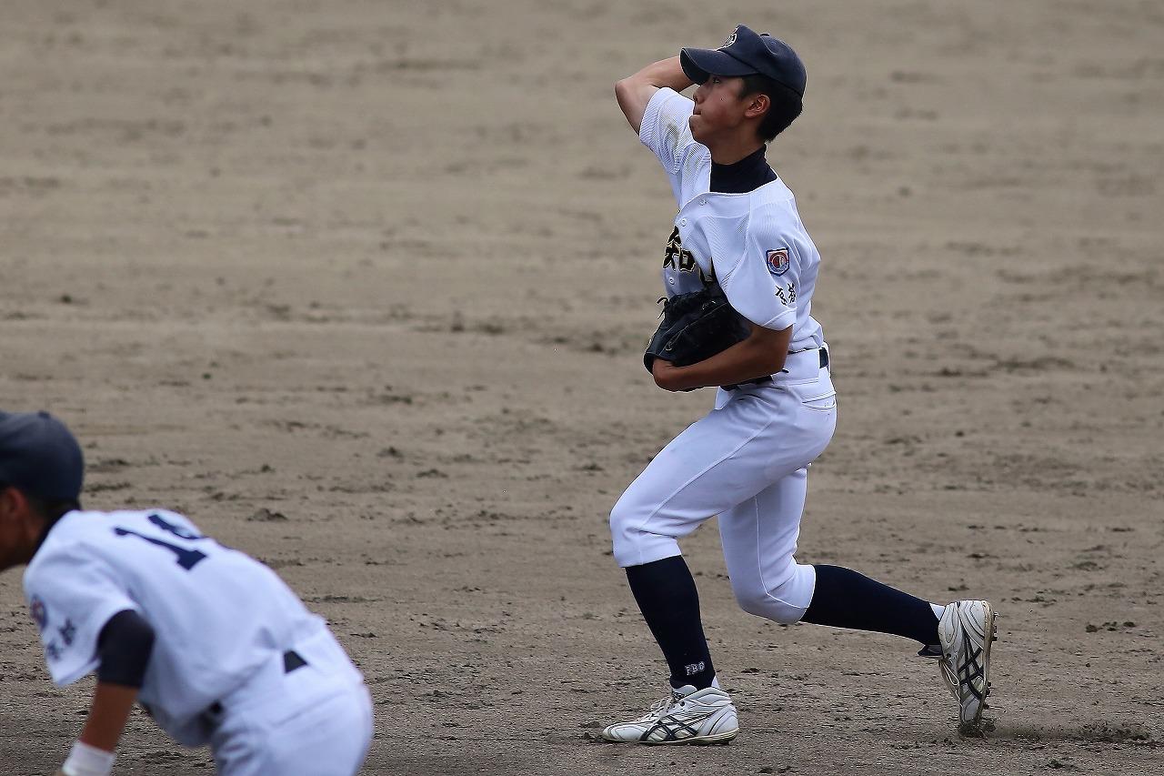第29回大阪みなづき大会 vs大阪箕面ボーイズ2_a0170082_1953983.jpg