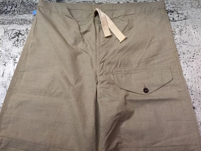 6月1日(水)大阪店ヴィンテージ&スーペリア入荷!!#6 Military編Part1!WWII British SAS Drab Trousers!_c0078587_2315325.jpg