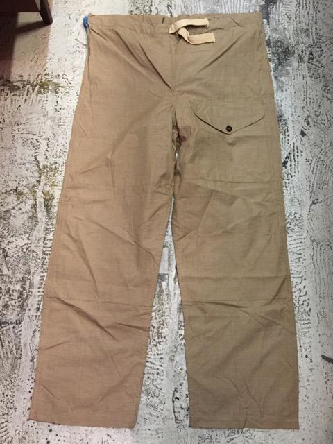 6月1日(水)大阪店ヴィンテージ&スーペリア入荷!!#6 Military編Part1!WWII British SAS Drab Trousers!_c0078587_2332860.jpg