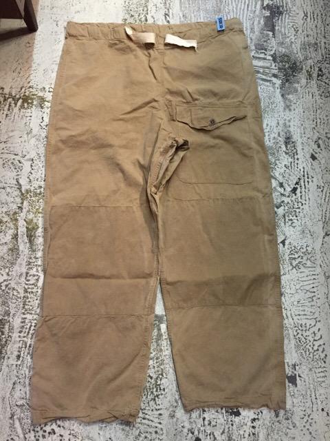 6月1日(水)大阪店ヴィンテージ&スーペリア入荷!!#6 Military編Part1!WWII British SAS Drab Trousers!_c0078587_2355465.jpg