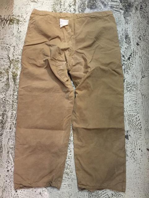 6月1日(水)大阪店ヴィンテージ&スーペリア入荷!!#6 Military編Part1!WWII British SAS Drab Trousers!_c0078587_236055.jpg