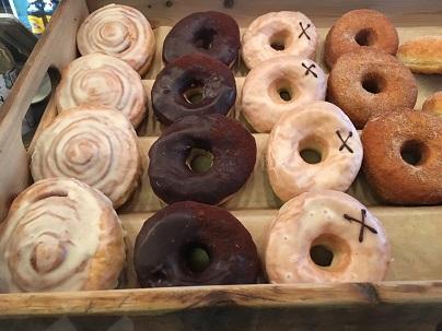 SOHOのドーナッツショップCrosstown Doughnuts_f0238789_2310409.jpg