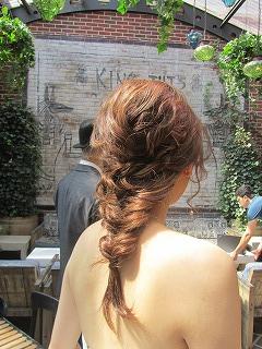 フィッシュボーンの花嫁さん_b0209691_14143818.jpg