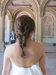 フィッシュボーンの花嫁さん_b0209691_1416124.jpg