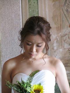 フィッシュボーンの花嫁さん_b0209691_14164164.jpg