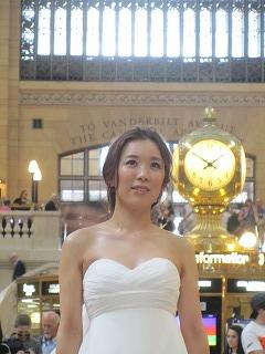 フィッシュボーンの花嫁さん_b0209691_14181260.jpg