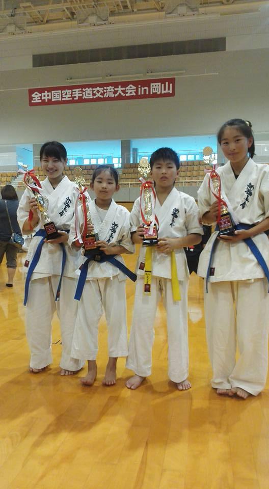 岡山市で開催された全中国交流大会で、みんなよく頑張ってくれました!_c0186691_10241997.jpg