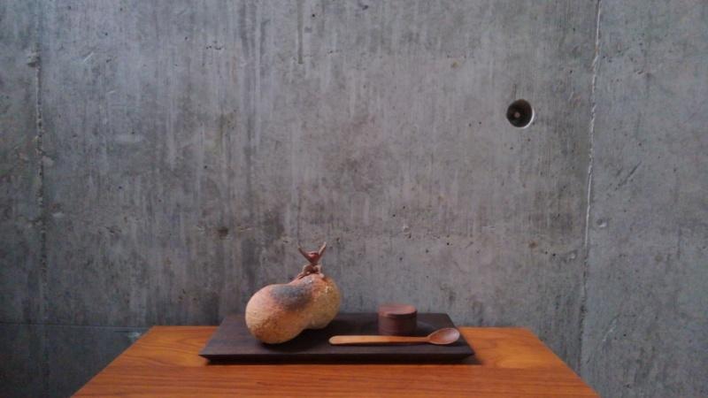 島田篤さんのオブジェ1_f0351305_16010850.jpg