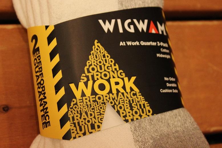 """アメリカ製 \""""WIGWAM\"""" QUARTER SOCKS ご紹介_f0191324_10151732.jpg"""
