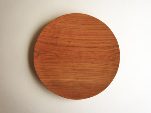 icuraの丸皿。_a0026127_1737433.jpg