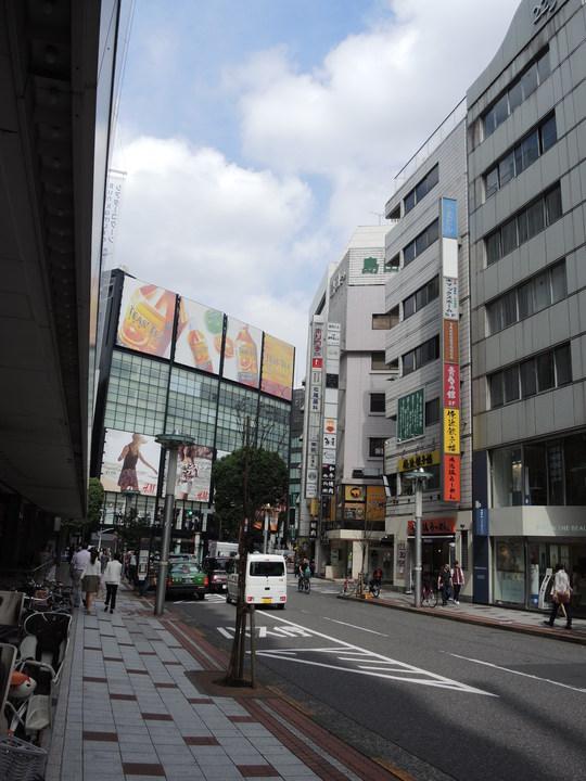久しぶりの渋谷_e0232277_10232717.jpg