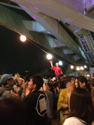 橋の下世界音楽祭〜SOUL BEAT NIPPON〜 写真2_e0205684_14082235.jpg