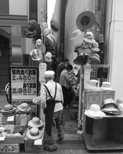 帽子屋さん  東京町田_a0163788_2053195.jpg