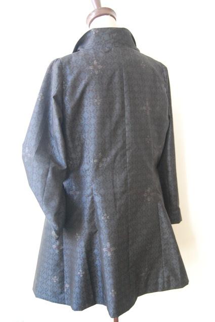 着物リメイク・大島紬からプリンセスラインジャケット&インナー_d0127925_130149.jpg