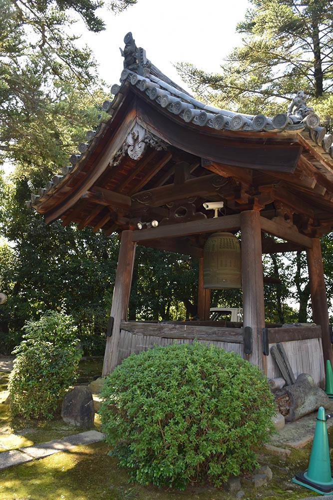 山崎合戦のまちを歩く。 その2 「大念寺~宝積寺」_e0158128_19081773.jpg