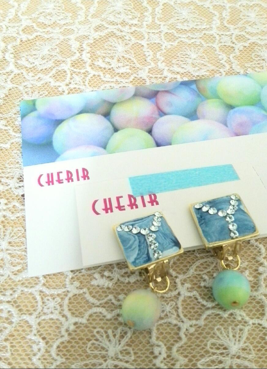 cherir presets『虹色パールのマリンな気分展』に行って参りました^^_f0340942_21495087.jpg