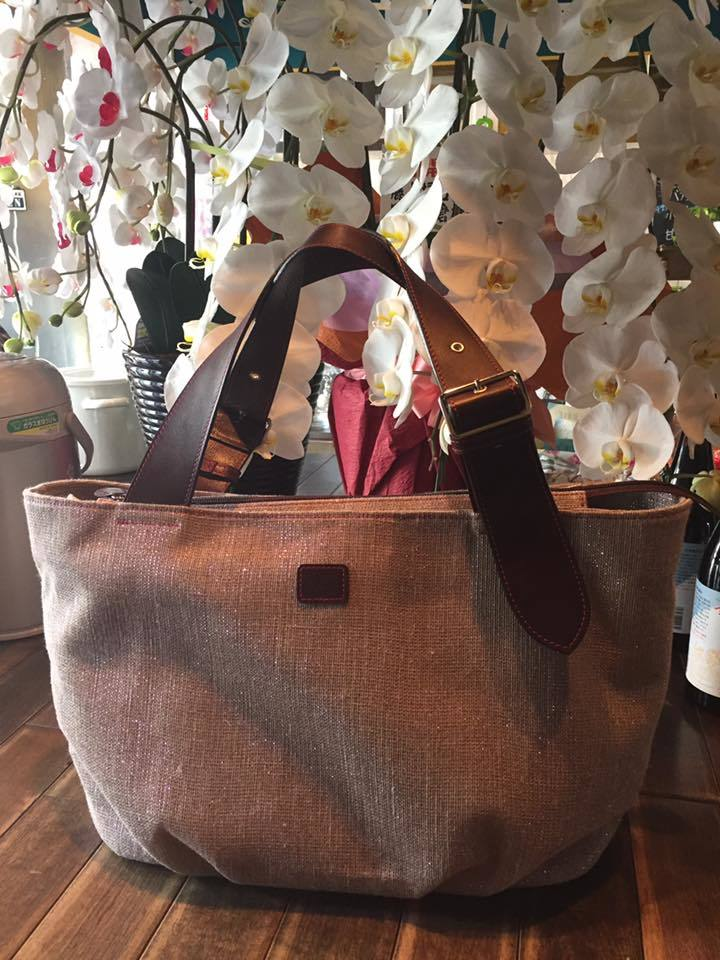 【腸美人弁当】とViaのバッグの関係は...🎶_f0340942_21522774.jpg
