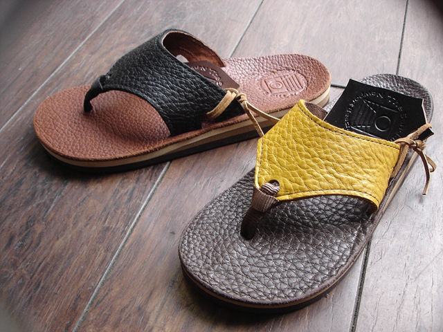 "NEW : THE SANDALMAN [BEACH WIDE] ""CHROMEXEL\""  & ""BULLHIDE"" 2016 SUMMER !_a0132147_2116123.jpg"