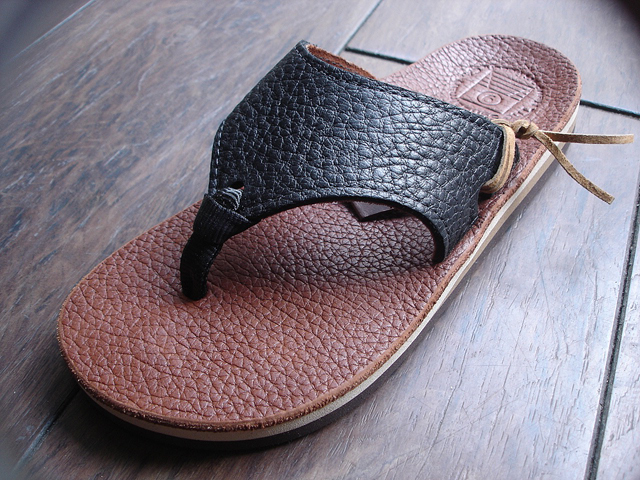 "NEW : THE SANDALMAN [BEACH WIDE] ""CHROMEXEL\""  & ""BULLHIDE"" 2016 SUMMER !_a0132147_2116155.jpg"