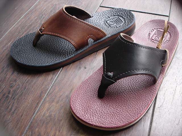 "NEW : THE SANDALMAN [BEACH WIDE] ""CHROMEXEL\""  & ""BULLHIDE"" 2016 SUMMER !_a0132147_2116571.jpg"