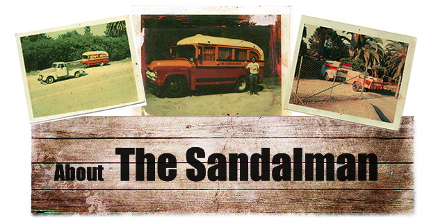 "NEW : THE SANDALMAN [BEACH WIDE] ""CHROMEXEL\""  & ""BULLHIDE"" 2016 SUMMER !_a0132147_21172650.jpg"