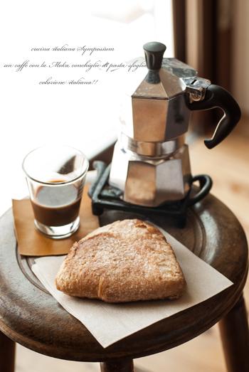 イタリアの朝食_b0342050_21305750.jpg