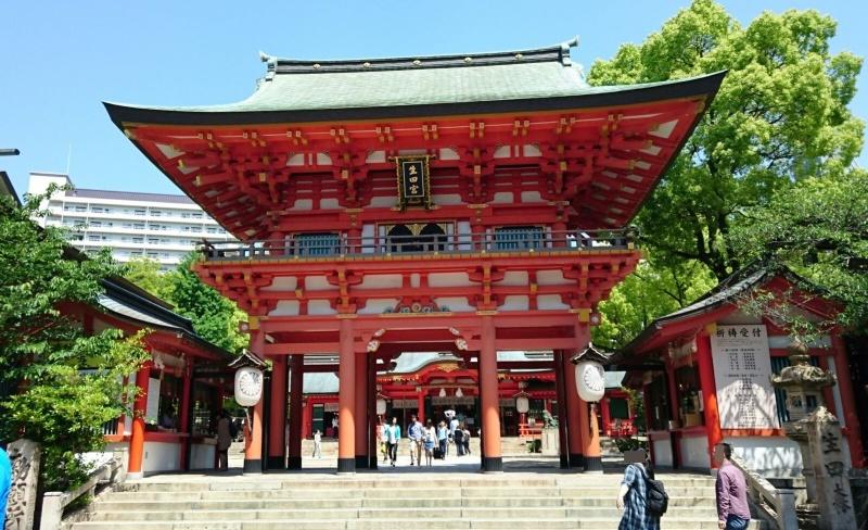 神戸・生田神社_b0236665_08271754.jpg