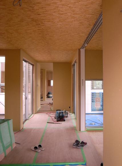 奈良津の家 大工工事完了_f0341886_11265093.jpg
