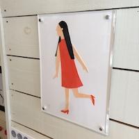 辻恵子さんの展覧会に奈良へ_f0083904_2024584.jpg