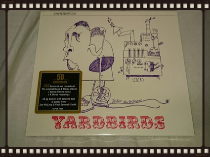 THE YARDBIRDS / ROGER THE ENGINEER 50TH ANINIVERSARY EDITION_b0042308_1741281.jpg