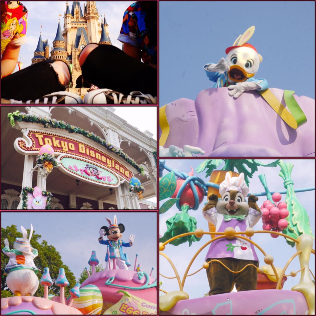 Disney&開港祭(*^^*)_c0294909_17403.jpg