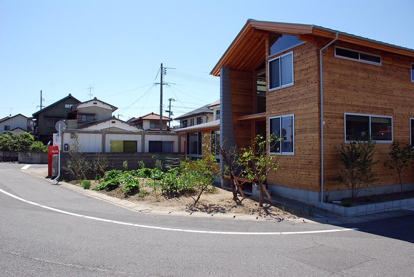 外構植栽図/うちかど助産院/児島_c0225122_1553457.jpg