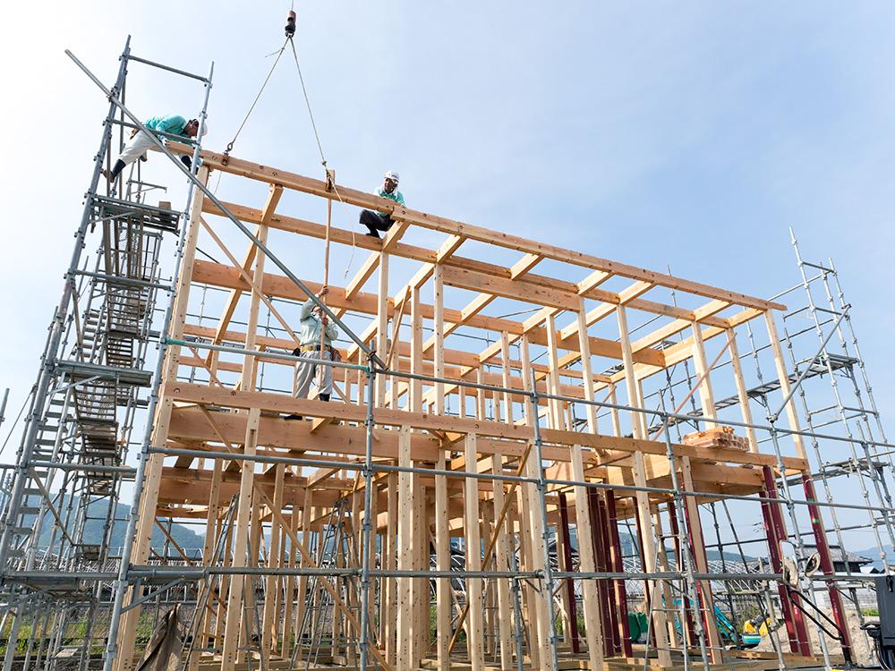 木造2階建て注文『大邸宅』 ─1─_a0163962_8293724.jpg