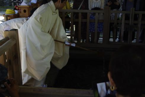 百万石祭り〜お水とりと茶筅供養_f0348078_12444028.jpg
