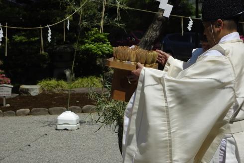 百万石祭り〜お水とりと茶筅供養_f0348078_12455124.jpg