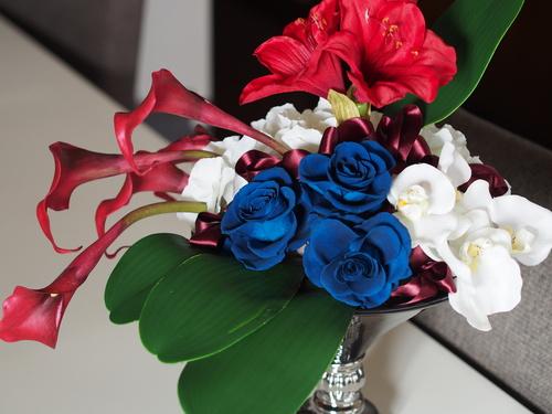 【Blue/Red/Anniversary/Italian】_d0144095_1930478.jpg