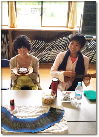 てぃんさぐぬ花 Hula & 子宮セラピーヨガコラボ_f0086825_14104762.jpg