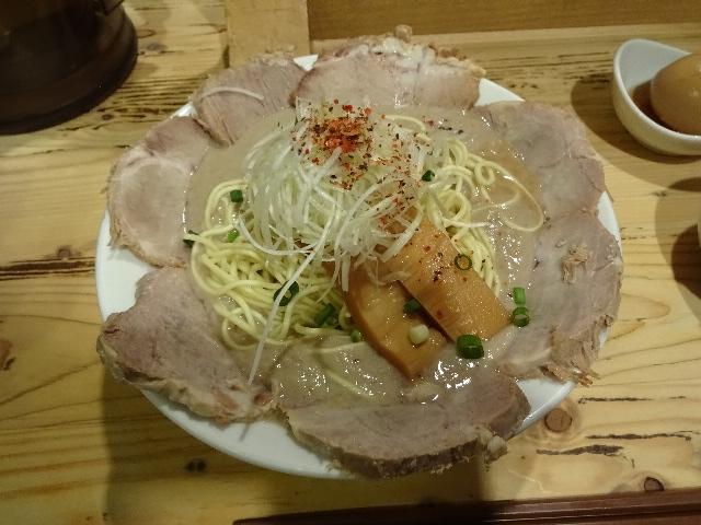 麺屋 極鶏 (京都市)_d0030026_973273.jpg