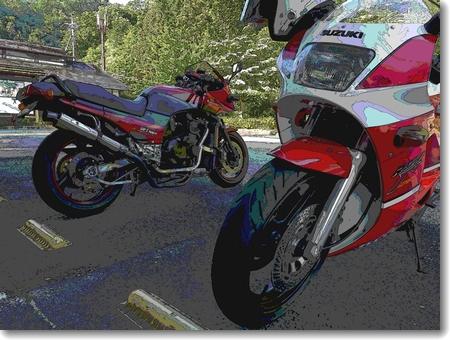 梅雨入り前の絶好のバイク日和_c0147448_19111637.jpg